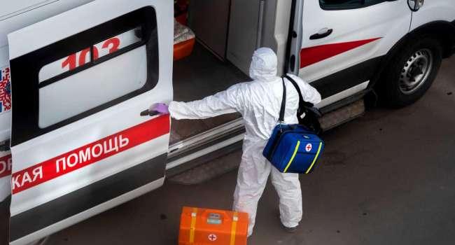 На полуострове Крым уровень заболеваемости коронавирусом вырос в рекордные два раза