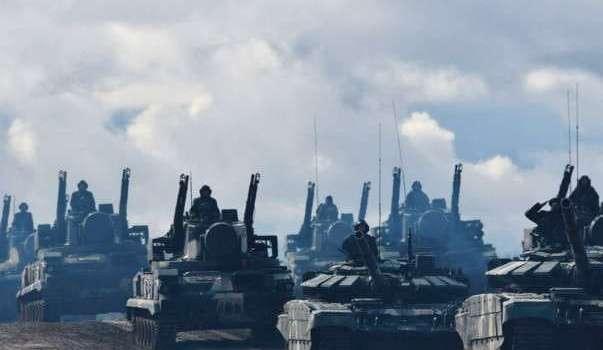 В ГУР МОУ предупредили, что количество войск РФ с 20 апреля у границы с Украиной увеличится до 110 тысяч
