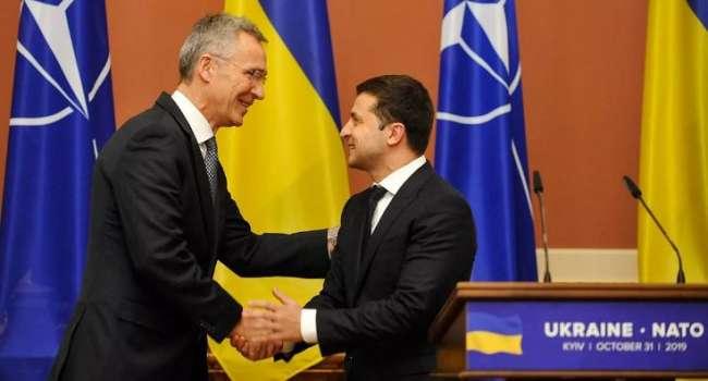 Украинский политолог объяснил, примут ли Украину в НАТО в отместку России