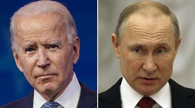 Песков заявил, что новые санкции США могу помешать встрече Путина и Байдена