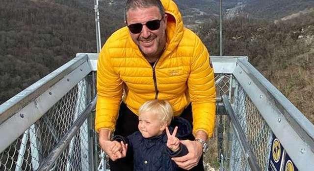 «И ещё, сынок, помни, чтобы занять всенародно избираемую должность, нельзя пренебрегать дураками»: Виторган обнародовал фото с сыном от Собчак, сопроводив обращением к мальчику