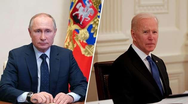 Кремль решил скрыть, что Байден в разговоре с Путиным затронул вопрос Навального