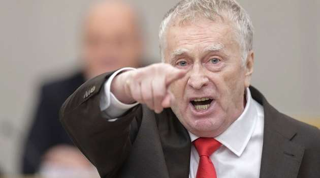 «Ничего не нужно будет перекрывать»: Жириновский додумался, как заставить Украину подать воду в Крым