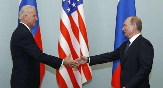 «Гарантированный конец заигрывания стран Евросоюза с Россией»: журналист объяснил, что нет никакого смысла обсуждать встречу Путина и Байдена