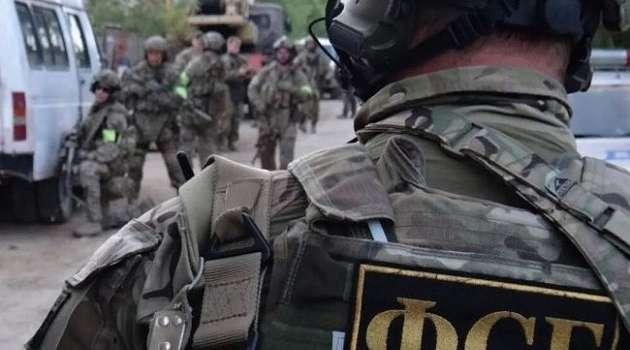 Сотрудники ФСБ РФ задержали украинского консула