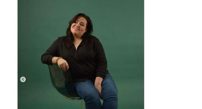 «Женщина-огонь»: дочь Пригожина показала, как выглядела при весе 125 кг