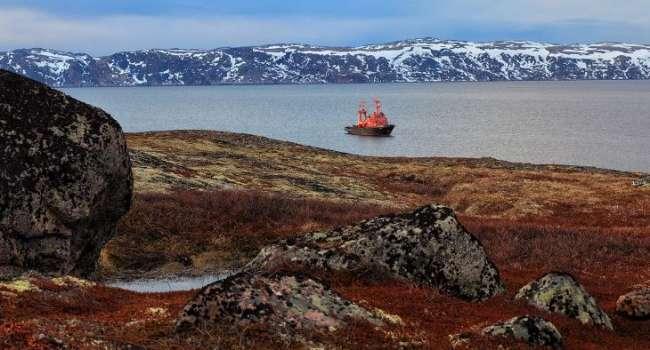 Исследователи обнаружили советскую подлодку на дне Баренцева моря