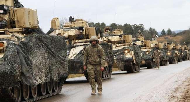 В США заявили о возможности увеличения американского военного контингента в Украине