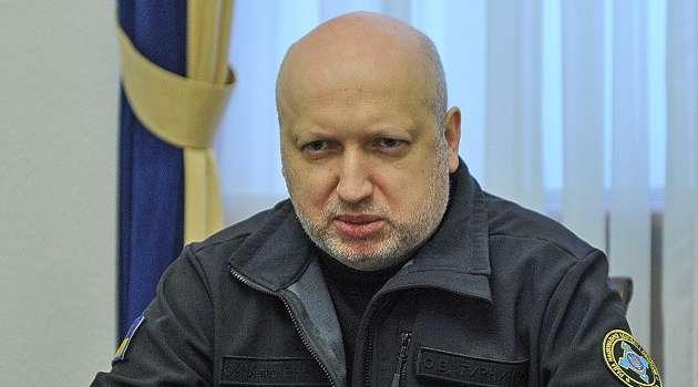 Турчинов – Зеленскому: не нужно проявлять героизм задним числом. Хочешь освободить Крым – начинай делать это сейчас