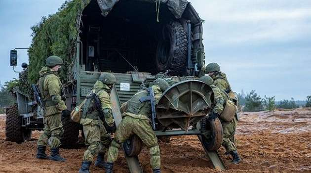 РФ построила в Крыму новый военный лагерь, - СМИ