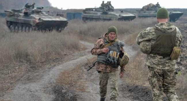 Российские наемники пошли в атаку: на Донбассе погиб герой Украины