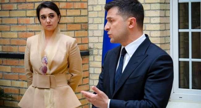 «Война не нужна никому – ни Украине, ни Европе, ни миру»: Юлия Мендель рассказала, как Зеленский планирует завершить войну на Донбассе