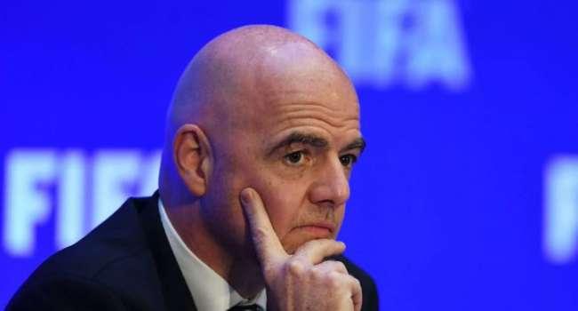 В ФИФА высказались против создания европейской Суперлиги и предупредили о последствиях