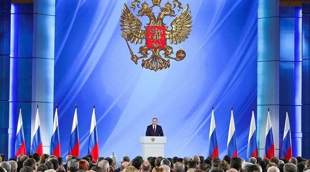 «Ритуальное и бессмысленное»: журналист посмеялся над посланием Путина