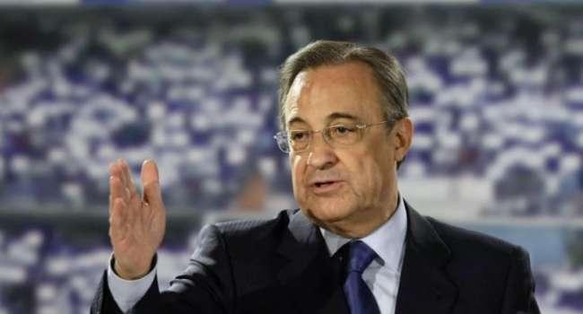 «Это сложное событие»: президент «Реала» объяснил провал Суперлиги