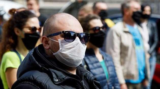 Эксперты: на следующей неделе «красную» зону могу покинуть Киев и пять областей
