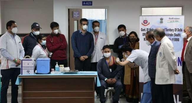 Каждый день новый антирекорд: в Индии выявлено 315 тысяч случаев заражения коронавирусом за сутки