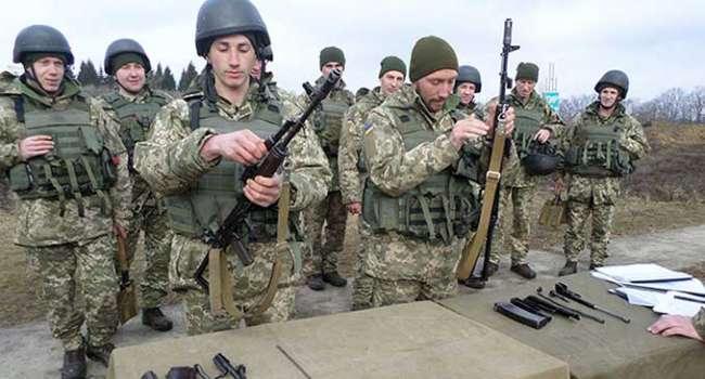 В Украине вступил в силу закон о резервистах. Что это значит?