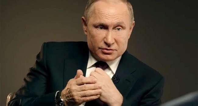 Блогер: вы можете считать Путина неадекватом, но на масштабные военные действия со стороны РФ против Украины он не способен