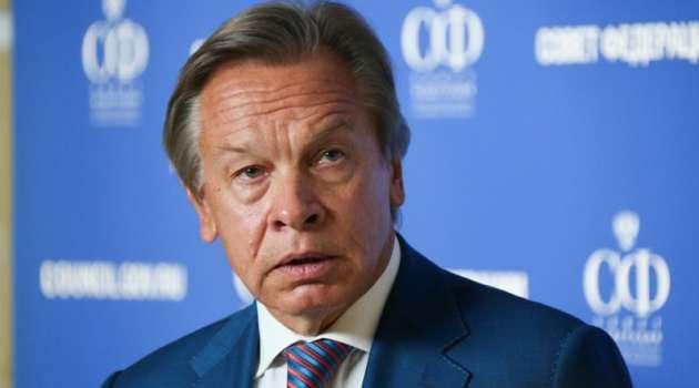 Пушков считает бессмысленными какие-либо переговоры с Зеленским