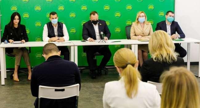 В Харькове однопартийцы Зеленского «сливают» «Слугу народа» и бьют по рейтингу самого президента, – политтехнолог