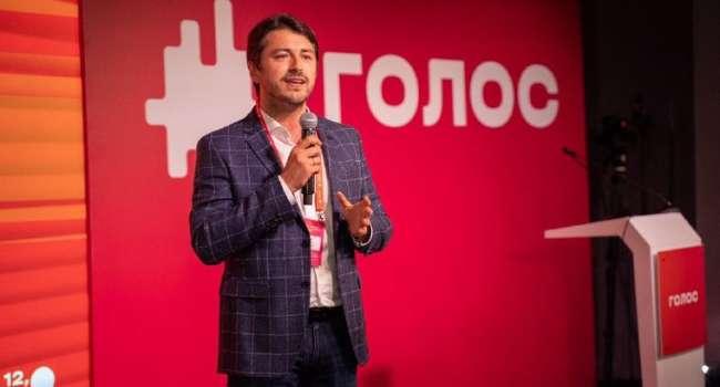 «Руководить партией – это не в клубах выступать»: в «Голосе» Притуле указали на его место