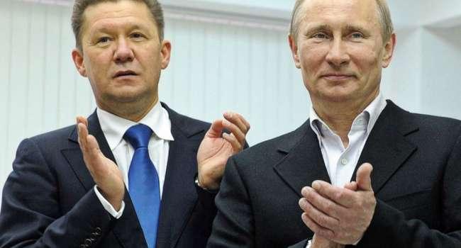 Эксперт: украинские власти сделали большой подарок «Газпрому» и лично Путину