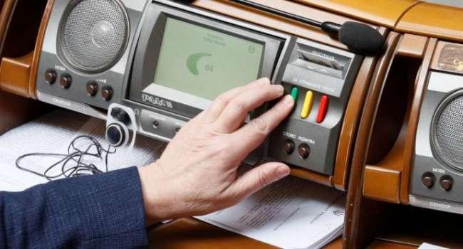 Политолог: 284 депутата решило, что Украина не обязана быть страной с мощным агропромышленным комплексом