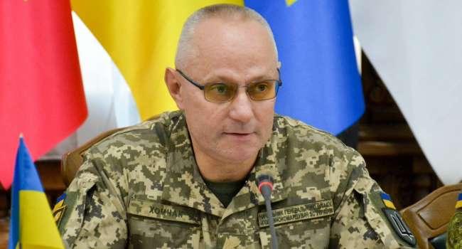 Россия может повторить провокации на территории Украины – Руслан Хомчак