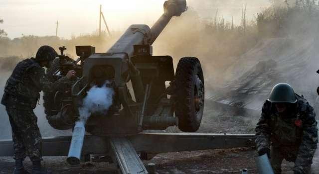 НВФ ударили по ВСУ на Донбассе запрещенным вооружением