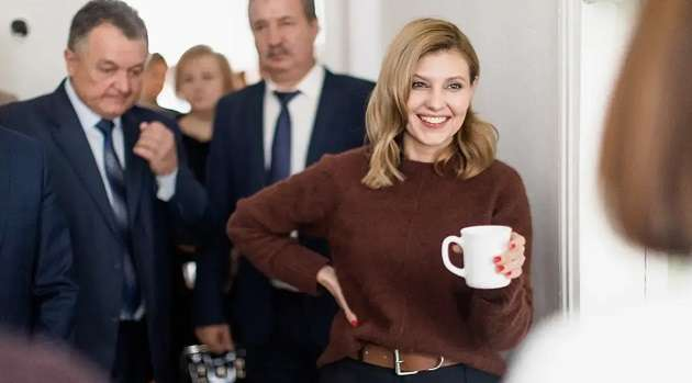 «Это тяжелая профессия, которой обладает не каждый»: Зеленская заявила, что ей обидно за оскорбительства в адрес мужа