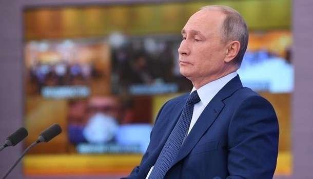 Путин заявил о необходимости мирного урегулирования конфликта Израиля и Палестины