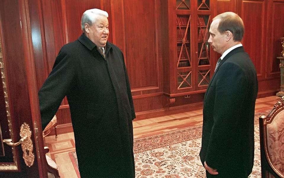Бывший зять Ельцина объяснил, почему тесть выбрал Путина своим преемником