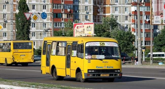 Журналист: и после этого «маршрутчики» еще будут барыгой называть Порошенко?