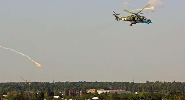 Боевики «ДНР» сбили два украинских вертолета. Погибли украинские военные. Как это было…