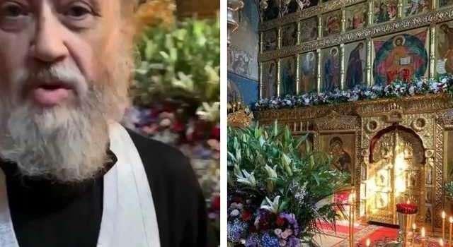Агрессия в московском храме: священник средь бела дня начал избивать прихожан