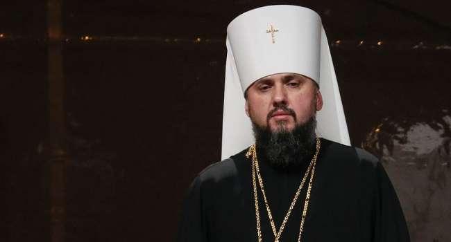 Епифаний: украинские лавры находятся в духовной оккупации РПЦ