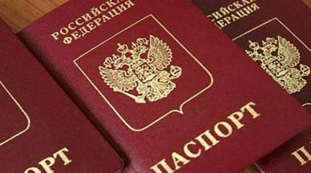 Владельцами российских паспортов стали уже полмиллиона жителей «Л/ДНР»