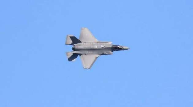 Воздушное пространство балтийских стран будут охранять истребители F-35 новейшего поколения