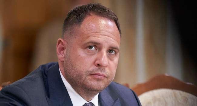 У Ермака намечаются очень серьезные проблемы после визита в Украину Госсекретаря США Блинкена, – блогер