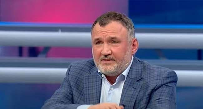 Казанский: Ренат Кузьмин сожалеет, что одесситы, владеющие огнестрельным оружием, не выходят убивать сторонников единой Украины