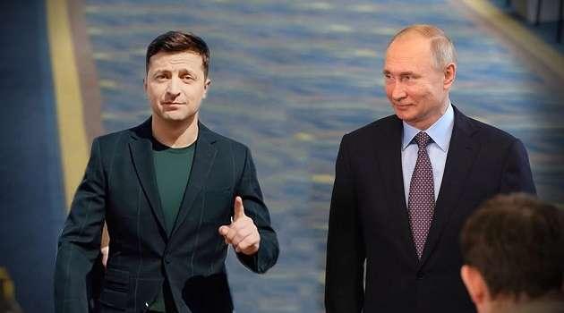 Политолог заявил, что Зеленскому нужно поговорить с Путиным раньше, чем с Байденом