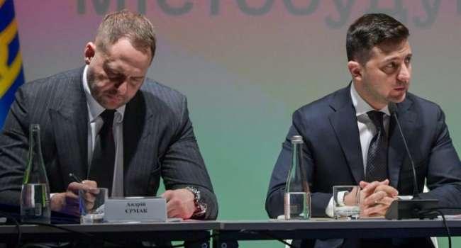 Мирослав Гай: Зеленский и Ермак вывели коррупцию на официальный государственный уровень. Возглавили ее