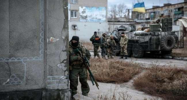 Российские наемники ударили по ВСУ из запрещенного оружия 120-мм калибра
