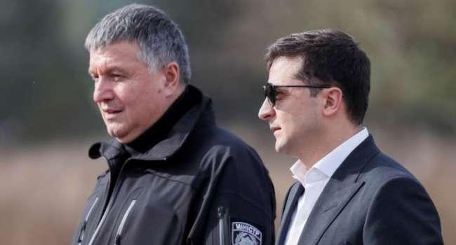 Ветеран АТО: крайним сделать Антоненко не получилось, теперь ответственность Зеленский с Аваковым станут перекладывать друг на друга