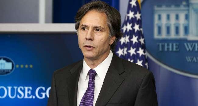 «Жирная точка над «і»: Блинкен прокомментировал отношение США к «Северному потоку - 2»
