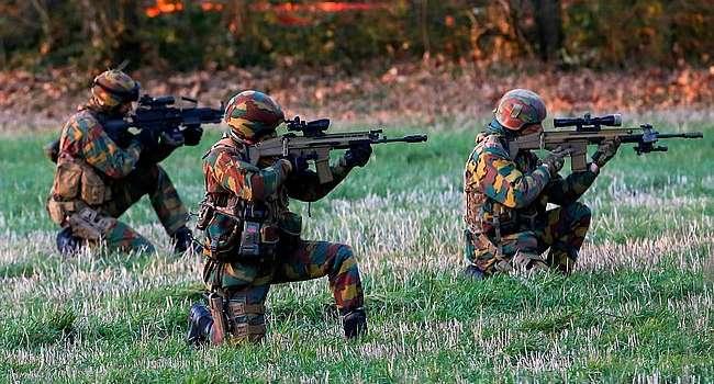 Страны ЕС планируют создать силы быстрого реагирования