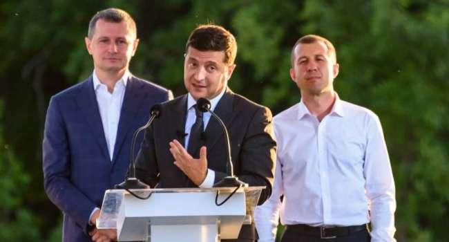 Политолог: с этой харьковской истории начнется тупик всеукраинский для Зеленского и его «Слуги народа»