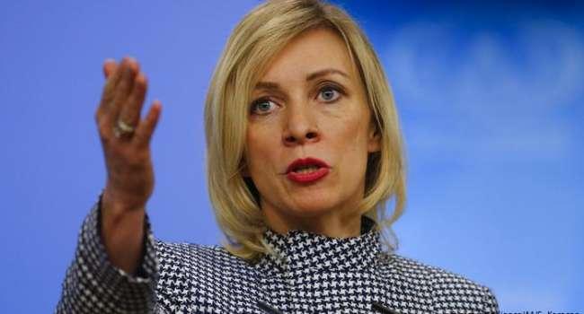 Захарова ответила на слова Зеленского о «вездесущих русских»