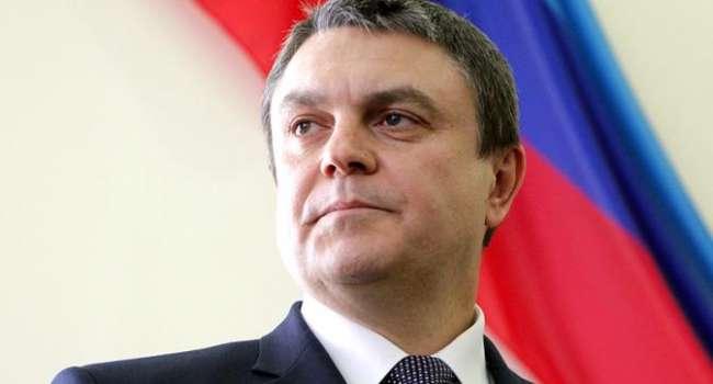 Главарь «ЛНР» Леонид Пасечник рассказал, чего боится Владимир Зеленский
